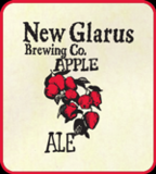 New Glarus Thumbprint Apple Ale beer