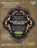 Nebraska Vanilla Bean Fathead beer