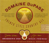 Two Brothers Domaine Dupage beer