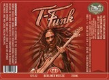 Full Pint T-Funk beer