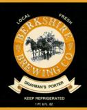 Berkshire Drayman's Porter Beer