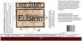 Element Red Giant beer
