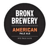 Bronx Brewery American Pale Ale beer Label Full Size