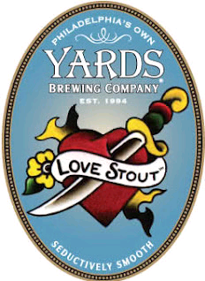 Yards Coffee Love Stout beer Label Full Size