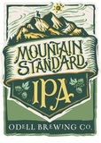 Odell Mountain Standard IPA Beer