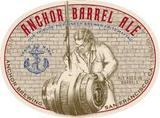 Anchor Barrel Aged Ale beer