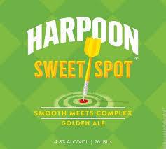 Harpoon Sweet Spot beer Label Full Size