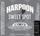 Harpoon  Sweet Spot Beer