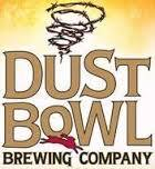 Dust Bowl Taco Truck Lager beer Label Full Size