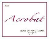 Acrobat Rosé of Pinot Noir wine