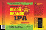 Tommyknocker Bloodorange IPA beer