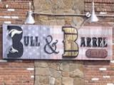 Bull and Barrel Whiskey Stout beer