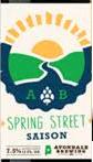 Avondale Spring Street Saison Ale beer