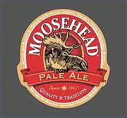 Moosehead Pale Ale beer Label Full Size