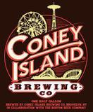 Coney Island Tart Cherry Berliner beer