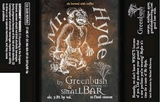 Greenbush Barrel Aged Mr. Hyde beer