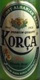 Birra Korca Pils Blonde beer