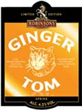 Robinsons Ginger Tom Beer