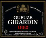 Girardin Gueuze 1882 beer