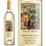 Salt of the Earth Moscato wine
