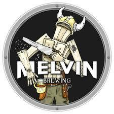 Melvin Drunken Master IIPA beer Label Full Size
