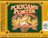 Wasatch Polygamy Porter Beer