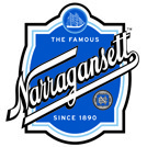 Narragansett Light beer Label Full Size