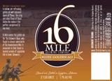 16 Mile Blue's Golden Ale beer