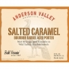 Anderson Valley Salted Caramel Porter beer Label Full Size