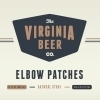 Virginia Beer Elbow Patches beer