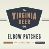 Virginia Beer Co. Elbow Patches beer Label Full Size