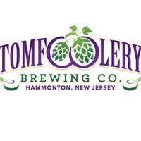 Tomfoolery Take Flight DIPA beer Label Full Size