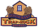 Trap Rock Paradise Wheat beer Label Full Size
