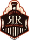 Rusty Rail Blood Orange IPA beer