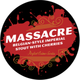 Speakeasy Massacre Belgian-style Imperial Stout with Cherries beer