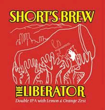 Short's The Liberator beer