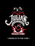 Julian Cherry Bomb Cider Beer