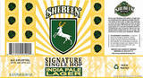 Shebeen Signature Single Hop India Pale Lager beer