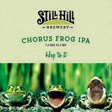 Still Hill Chorus Frog IPA beer