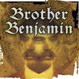 Greenbush Brother Benjamin beer Label Full Size
