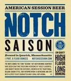 Notch Saison beer