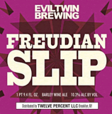 Evil Twin Freudian Slip Beer
