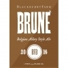 Blackberry Farms Abbey Brune Beer