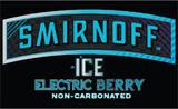 Smirnoff Ice Electric Berry beer