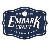 Embark Ciderworks Tart Cherry Barrel-Aged Cider Beer