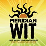 Half Day Meridian Wit beer