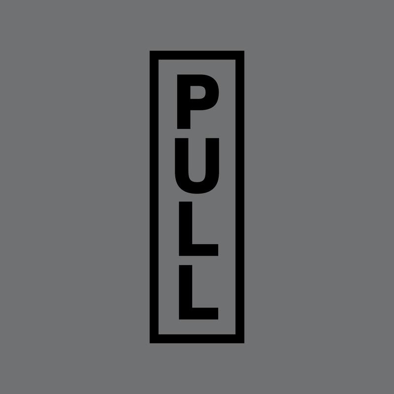 Pull Porter Rye beer Label Full Size