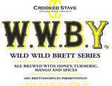 Crooked Stave Wild Wild Brett Yellow beer