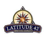 Latitude 42 Nectar of the Goddess Blood Orange Wit beer