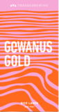 Threes Gowanus Gold beer
